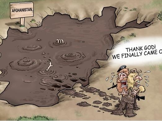 Perché è giusto ritirarsi dal pantano sanguinoso dell'Afghanistan