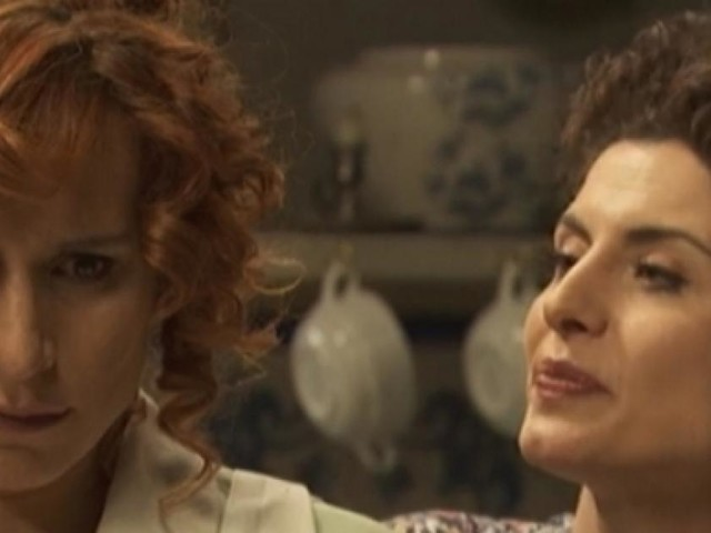 Il Segreto, trama puntata 1591: l'arrivo di Nazaria, Fè pazza di gelosia