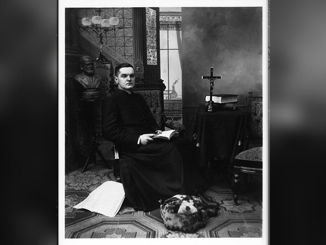 Abp. Lori: 'Fr McGivney was a Pope Francis priest before there was a Pope Francis'