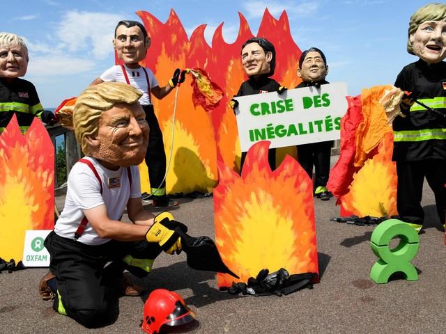 """A Biarritz va in scena il G7 L'Ue: """"Difendere l'Amazzonia"""""""