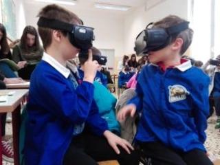 A Siena arriva la realtà virtuale per spiegare l'economia circolare agli studenti