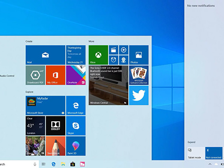 Windows 10: Disponibile la 20H1 build 18917: Novità e Download ISO