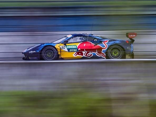 DTM | Test Lausitzring, day-2: Albon il più veloce con la Ferrari