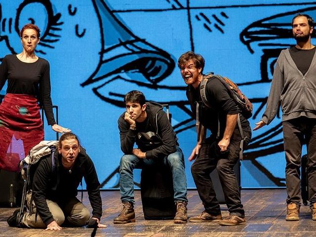 Kobane Calling On Stage: annunciato il tour dello spettacolo tratto dall'opera di Zerocalcare