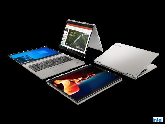 Lenovo annuncia il ThinkPad X1 Titanium Yoga