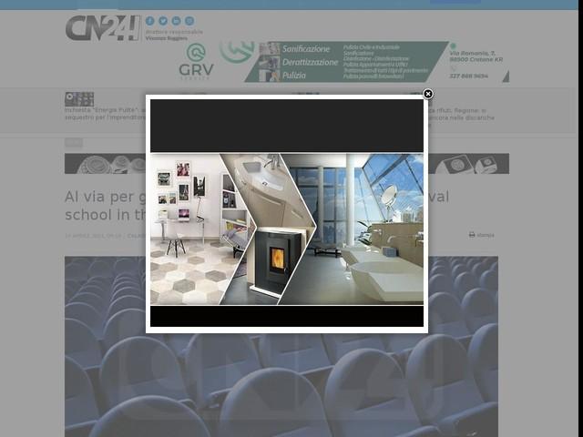 Al via per gli studenti il 'Magna Graecia Film Festival school in the city'