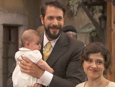 Il Segreto: Severo, Candela e Carmelo! La famiglia si riunisce...