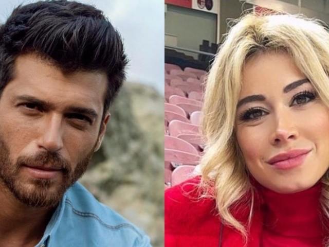 Can Yaman e Diletta paparazzati dal parrucchiere, la coppia avrebbe trovato casa a Roma