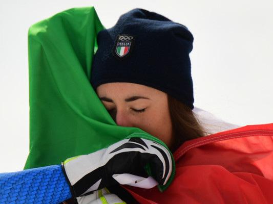 Tutto ciò che dovete sapere su SofiaGoggia, l'oro olimpico in discesa