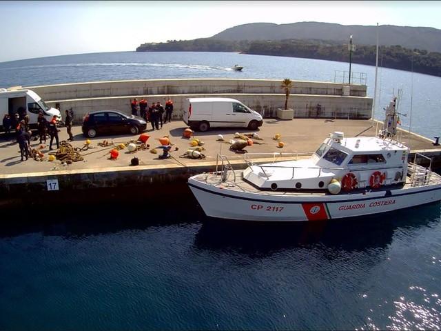 Abusivismo nautico: sequestrati numerosi corpi morti nelle acque dell'isola d'Elba