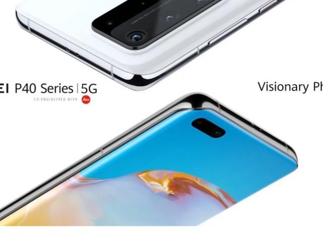 Ora sono ufficiali Huawei P40 e P40 Pro: schede tecniche, prezzo e uscita in Italia