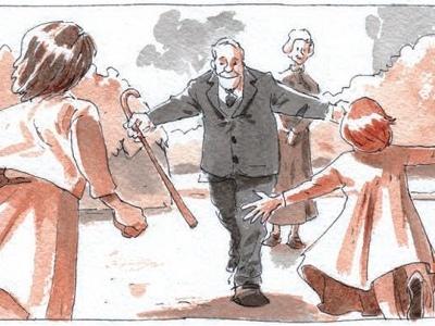 """""""La funzione del mondo. Una storia di Vito Volterra"""". Eccezionale libro a fumetti sul fondatore del Cnr."""