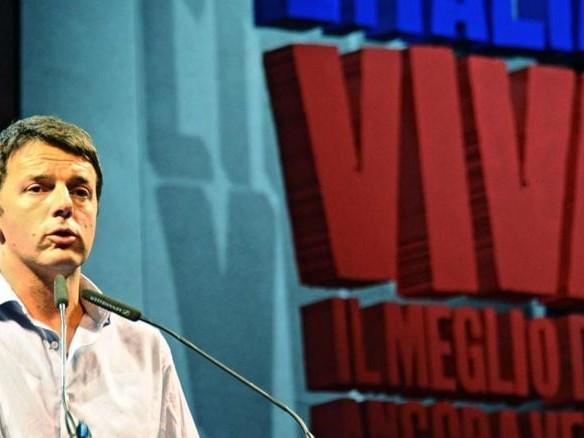 Italia Viva, Renzi presenta tre simboli:il più votato sarà quello definitivo
