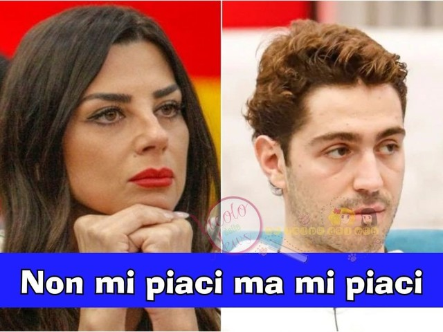 'Grande Fratello Vip' Serena Enardu e Gabriele Parpiglia hanno litigato a causa di Tommaso Zorzi: ecco cosa è accaduto