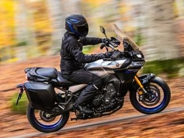 Yamaha Tracer 9: la nostra prova
