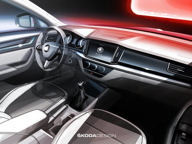 Skoda: come sarà il SUV compatto per la Cina