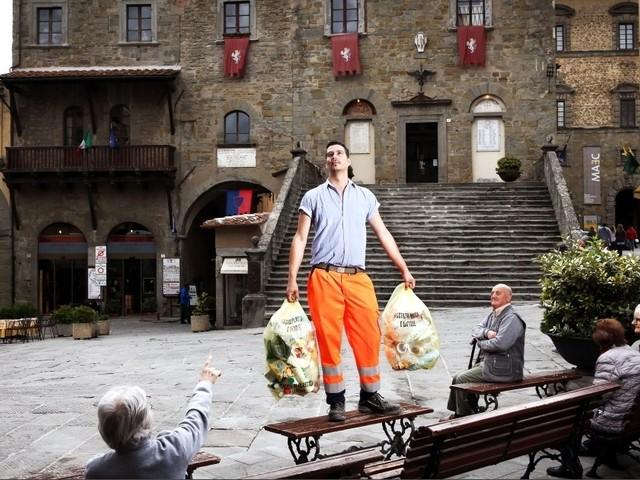 Nella Toscana del sud la gestione integrata dei rifiuti urbani costa meno della media