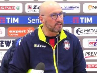Serie A, Zenga carica l'ambiente: «Con la Juve ce la giochiamo» In campo contro la capolista la miglior formazione del Crotone