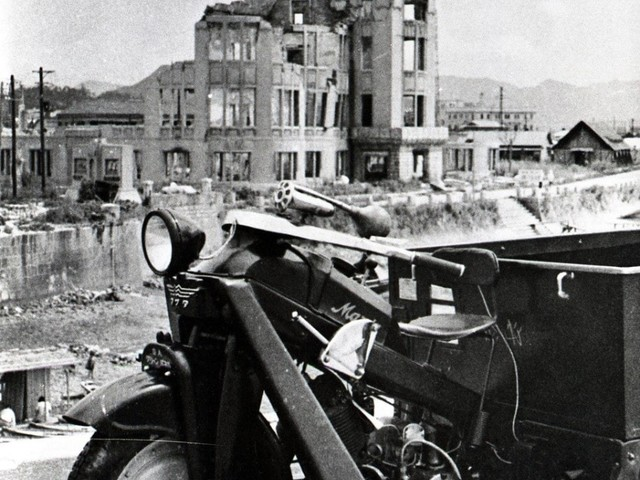 Mazda - Così aiutò Hiroshima dopo latomica