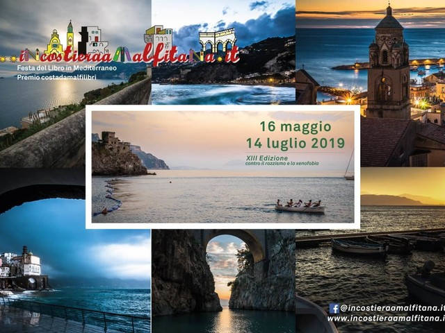 Festa del Libro in Mediterraneo: domani sera ad Amalfi nuovo Salotto Letterario