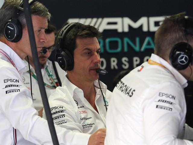 """F1, Toto Wolff: """"Pensavamo di raggiungere Verstappen all'ultimo giro, grande strategia"""""""