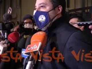 "Salvini: ""Pronta squadra del centrodestra"""