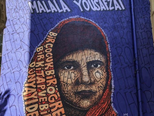 Malala Yousafzai #violenzasulledonne #25novembre