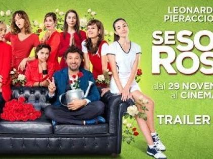 """Leonardo Pieraccioni alle prese con le sue ex nella nuova commedia """"Se Son Rose"""""""