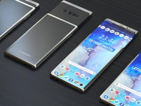 E se il Samsung Galaxy S11 fosse in realtà un Galaxy One allungabile? Ultimo brevetto ufficiale in foto