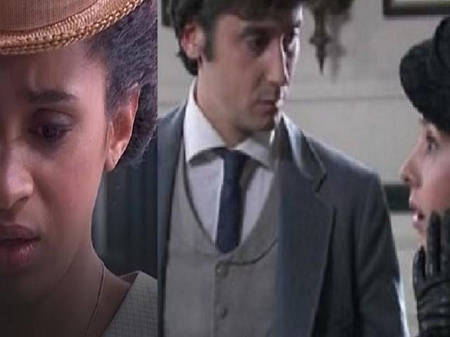 Una Vita, spoiler spagnoli: Marcia sospetta che Santiago non sia suo marito