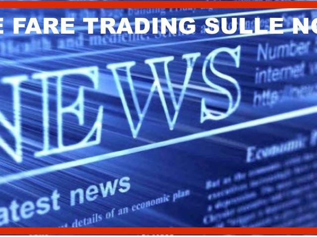Come fare trading sulle notizie con opzioni e CFD/Forex criptovalute