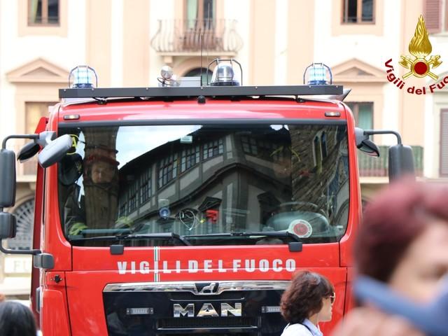 Pisa: pentola sul fuoco causa incendio palazzina