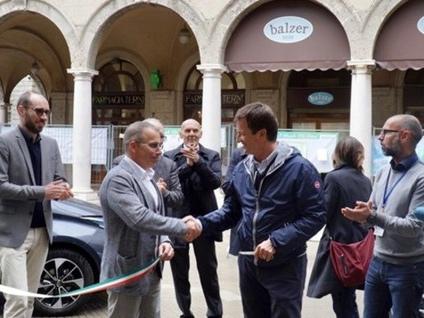 Bergamo, arrivano le auto elettriche Da giugno dieci vetture in sharing