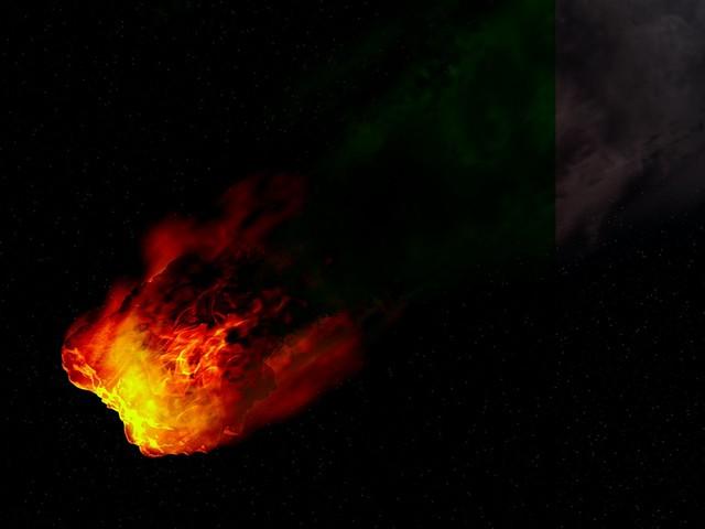 Sardegna, precipitato un meteorite: spettatori basiti dal fenomeno