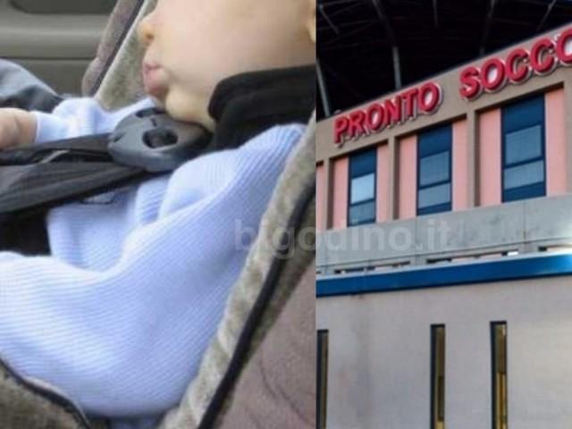 Catania, Leonardo dimenticato in auto. Il dolore del papà