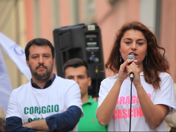 """La Ceccardi in pressing sulla Ue: """"Intitolare una sala alla Fallaci"""""""