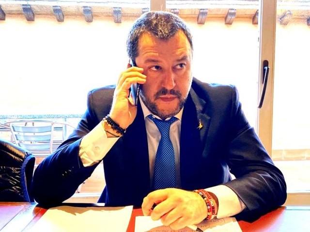 Olimpiadi, Salvini si complimenta con Mirko Zanni per il terzo posto nel sollevamento pesi