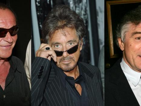 The Irishman: Al Pacino, Robert De Niro e Joe Pesci insieme nelle nuove foto dal set!