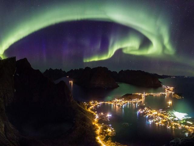 Norvegia favolosa, tra megattere e aurore boreali