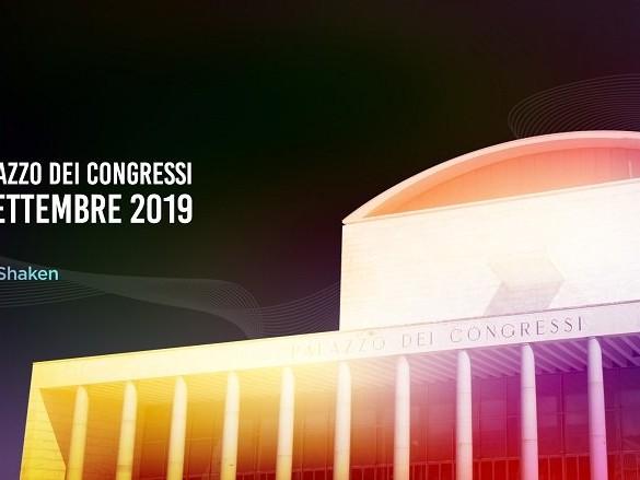 ROMA BAR SHOW prima edizione Roma, 23 e 24 settembre 2019