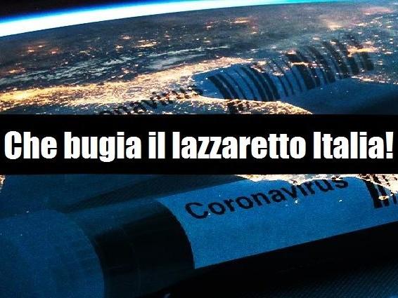 Coronavirus, un gioco al massacro sul buon nome dell'Italia e poi ci meravigliamo se tutti ci trattano come appestati? di Gaetano Pedullà