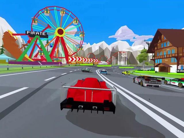 Hotshot Racing: torna l'emulo di Virtua Racing
