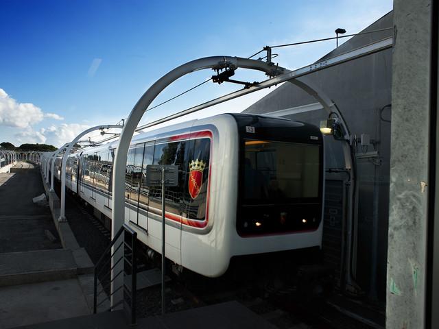 Linea C. Stop 9 e 10 settembre. Parte il pre esercizio su San Giovanni.