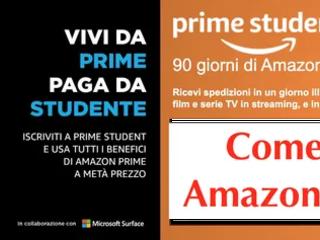 Come Avere Amazon Prime Gratis per Studenti in Italia [Guida Completa]