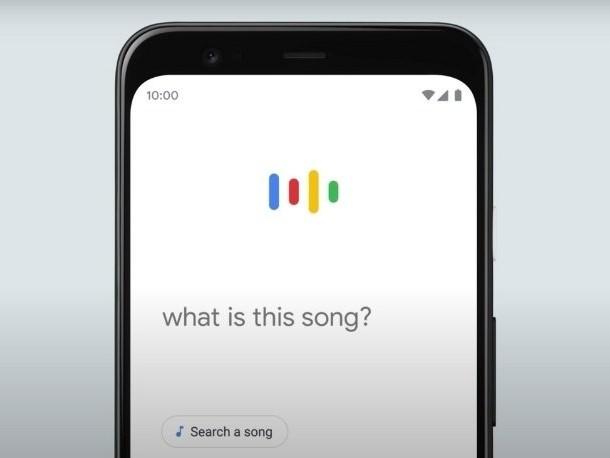Google: non ricordi la canzone? Ti basta canticchiarla