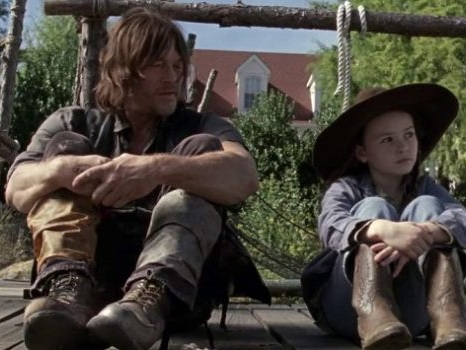 In The Walking Dead 10 sarà Judith la vera erede di Carl? Importante contratto per la piccola Cailey Fleming