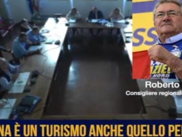 """Donne in vetrina per turismo""/ Roberto Salvini, frase choc: sospeso consigliere Lega"