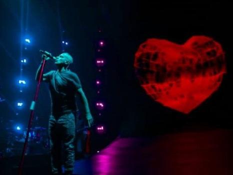 Scaletta del concerto di Eros Ramazzotti a Monaco, al via il tour per Vita ce n'è dall'Olympiahalle