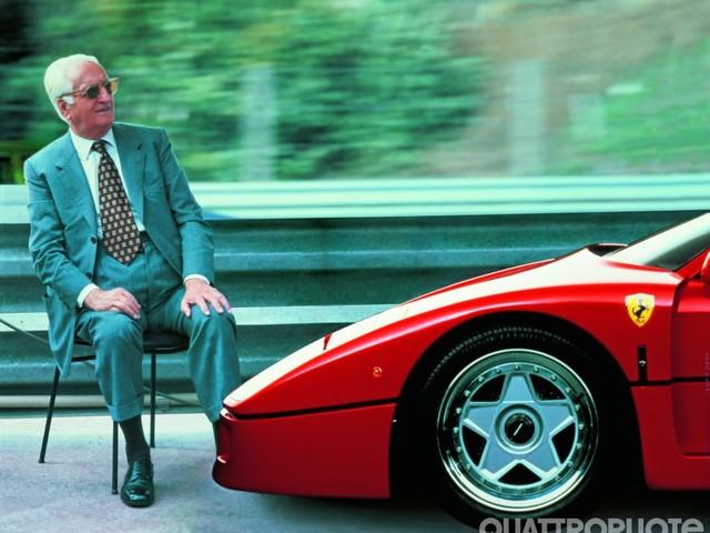 Enzo Ferrari - La storia e i modelli di un mito - FOTO GALLERY