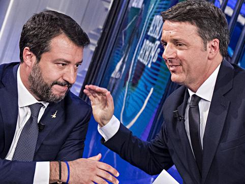 In Italia la politica è una 'cosa da Matt'